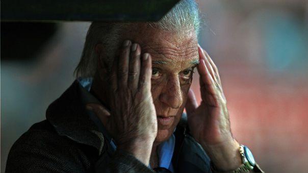 Alfio Basile tiene pasado como director técnico de la Selección de Argentina.