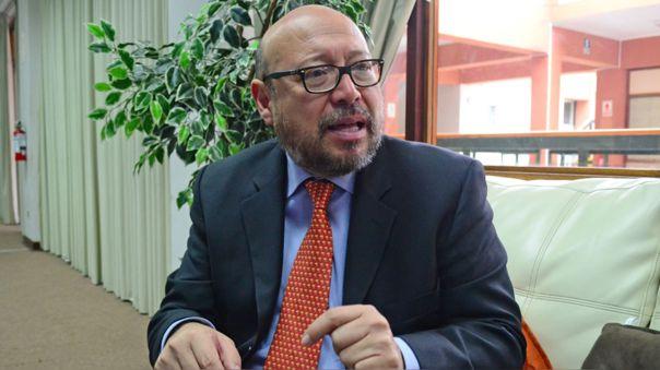 El jefe de la Misión de IDEA Internacional en el Perú señala que