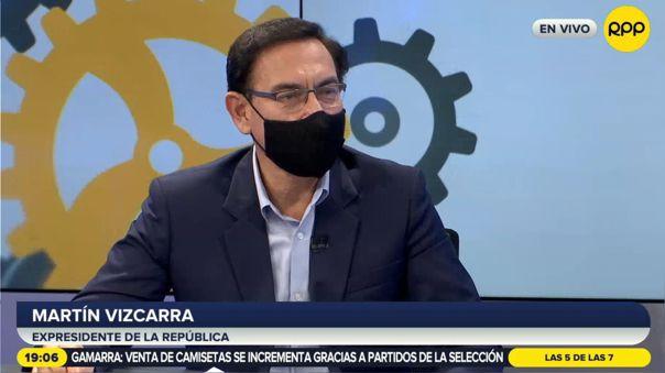 Martín Vizcarra-Elecciones 2021