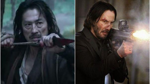 """John Wick 4"": Hiroyuki Sanada se suma a la saga de Keanu Reeves"
