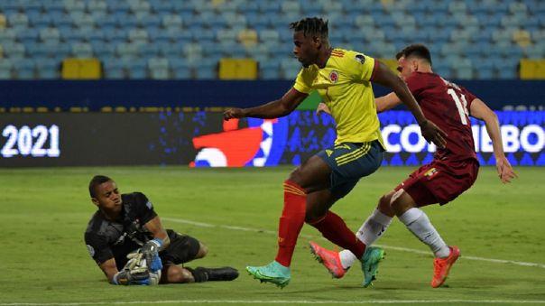 Venezuela igualó 0-0 con Colombia por la fecha 2 del grupo B de la Copa América