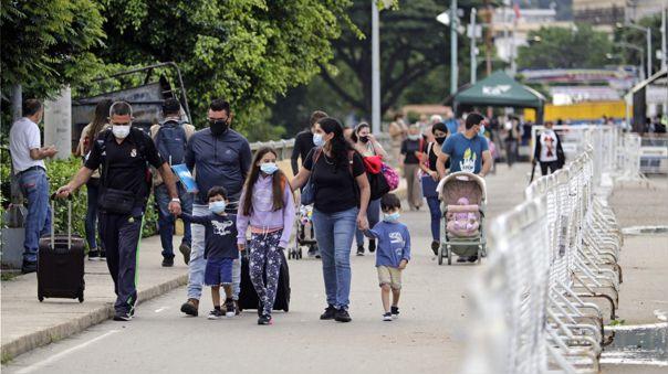 Venezuela-migración-refugiados