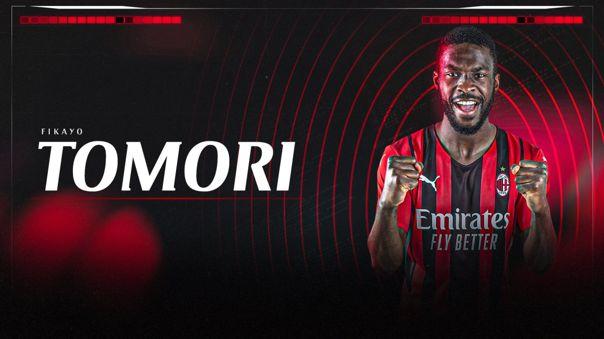 El renacer del Milan: ficha de forma definitiva a FikayoT Tomori por 28 millones de euros