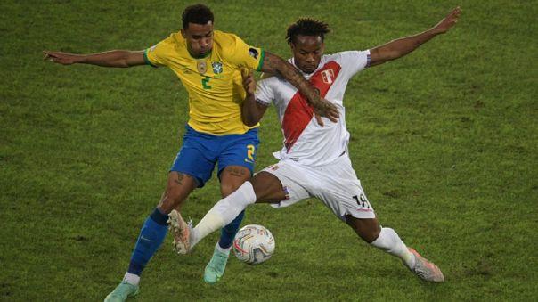 Brasil y Perú chocan en Río de Janeiro por la Copa América 2021