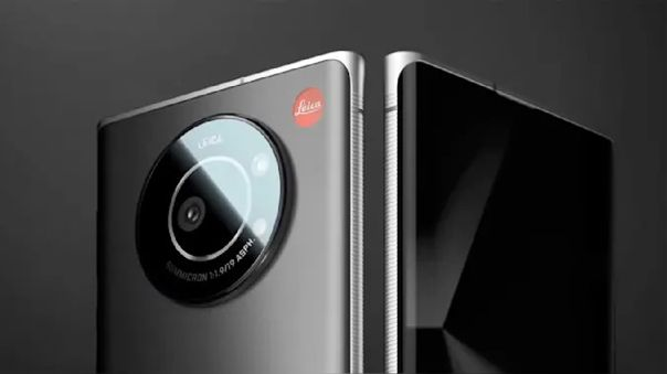 Este es el Leitz Phone 1.