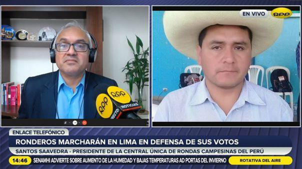 Ronderos-Pedro Castillo-Elecciones 2021