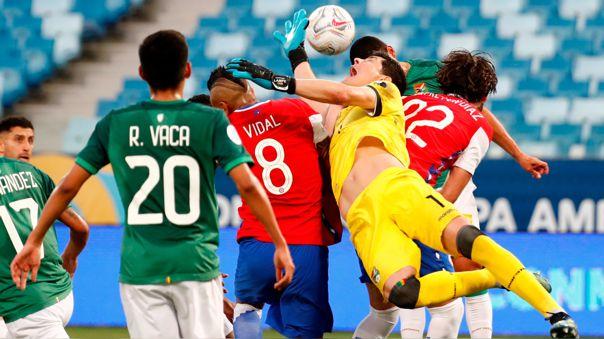 Bolivia no suma puntos en lo que va de la Copa América 2021.