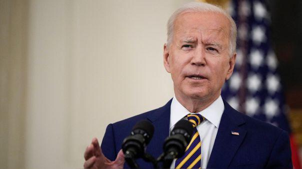 Joe Biden expresó su preocupación de la variante Delta de la COVID-19
