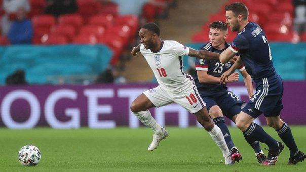 Inglaterra y Escocia se enfrentan por la fecha 2 de la Eurocopa