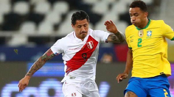 Selección Peruana: Gianluca Lapadula lamentó derrota ante Brasil, pero confía en volver al triunfo   Copa América 2021   RPP Noticias