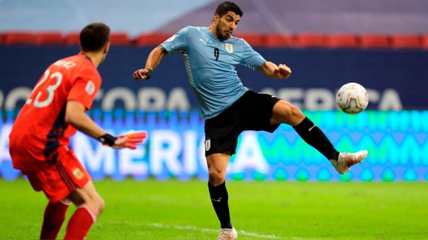 Uruguay acumula cuatro partidos sin convertir goles