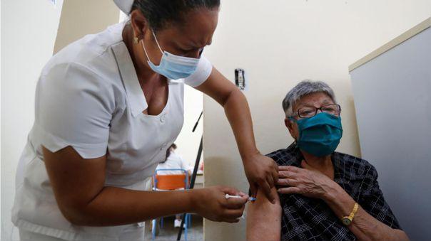 Vacuna Soberana 02 contra la COVID-19.