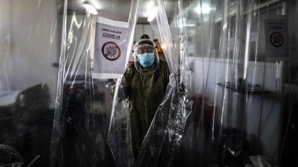 Argentina confirmó un caso de infección por hongo negro.