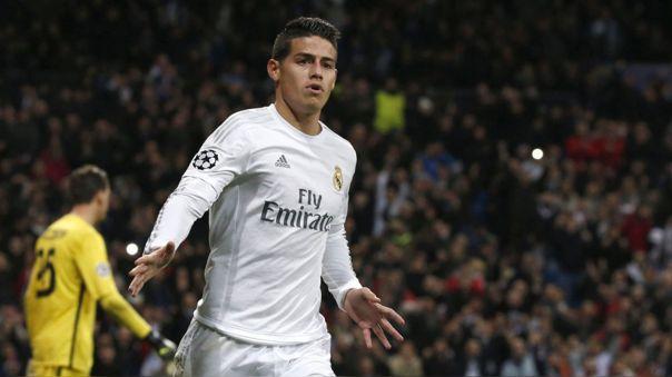 Carlo Ancelotti habría pedido la vuelta de James Rodríguez al Real Madrid