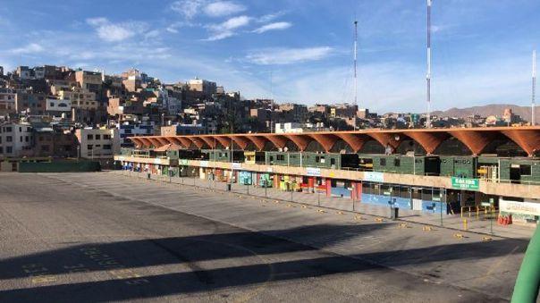 Terminal Arequipa