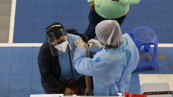 Más de 104 mil personas de alto riesgo que ya han sido vacunadas,