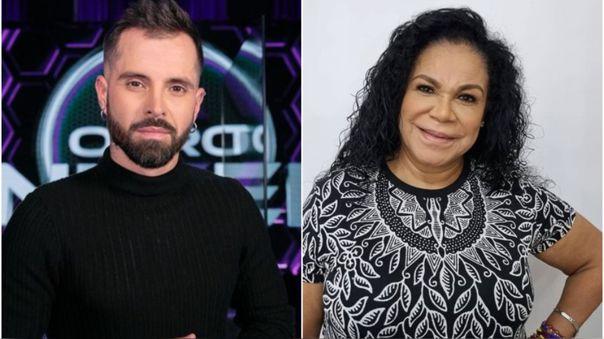 """""""La Voz Perú"""": Mike Bahía aseguró que Eva Ayllón """"es la Celia Cruz del Perú"""""""