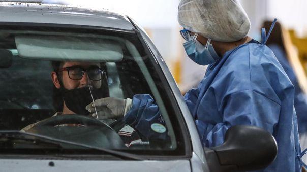 Vacunación en Argentina.