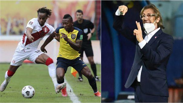 Copa América 2021: la racha de Ricardo Gareca en los Perú vs. Ecuador