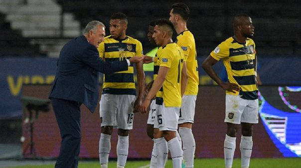 Gustavo Alfaro enfrentará a Perú con selección de Ecuador