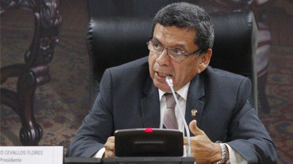 Hernando Cevallos-JNE-Luis Arce Córdova