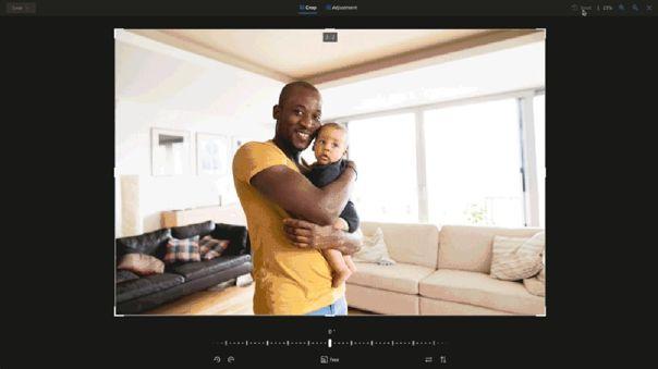 Microsoft añade un editor de fotos en OneDrive