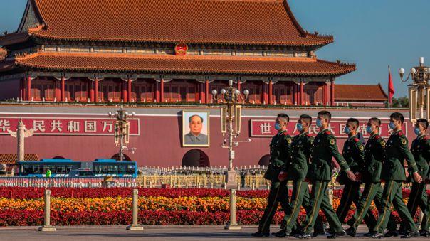 Potencial militar de China