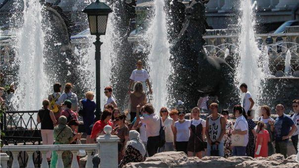 Rusia ha registrado en las últimas 24 horas 548 muertos por covid-19