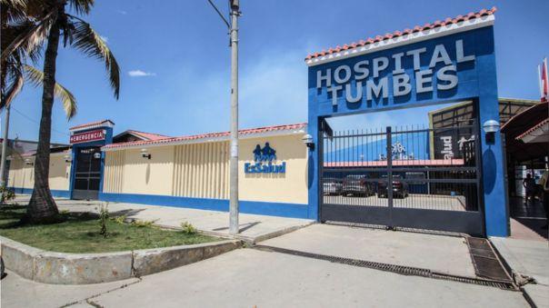 Hospital Tumbes