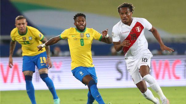 Perú vs. Brasil: ¿cuáles son las opciones para reemplazar a André Carrillo?