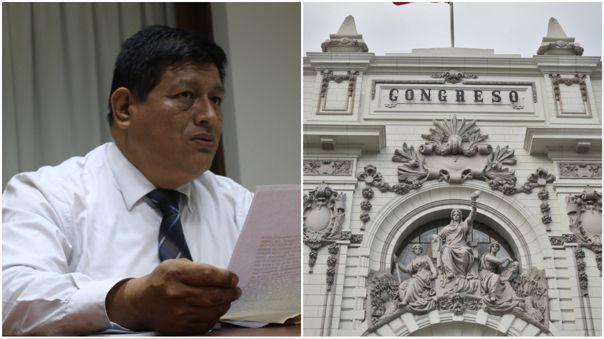 Walter Ayala-Poder Judicial-Congreso