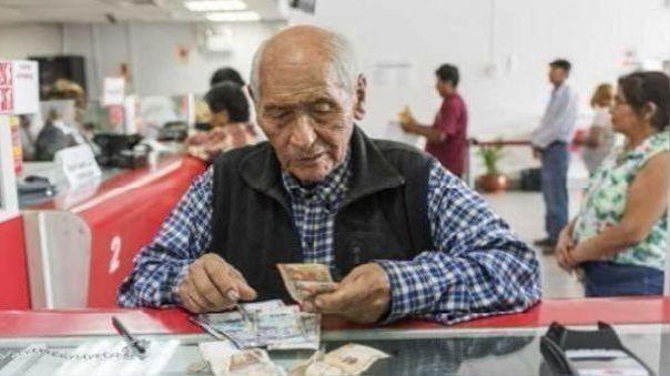 ONP: Mañana inician pago de pensiones, gratificaciones y bonificación para jubilados
