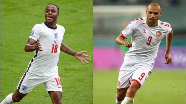 ¡Inglaterra en la final de la Eurocopa! Con polémica, venció 2-1 a Dinamarca en un partidazo en Wembley