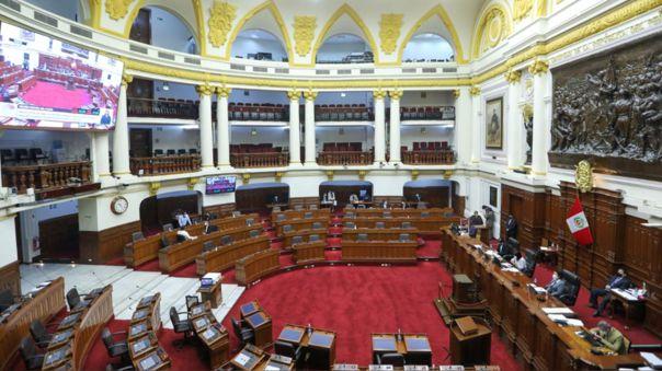 Pleno del Congreso reanudará sesión de elección de miembros del Tribunal Constitucional