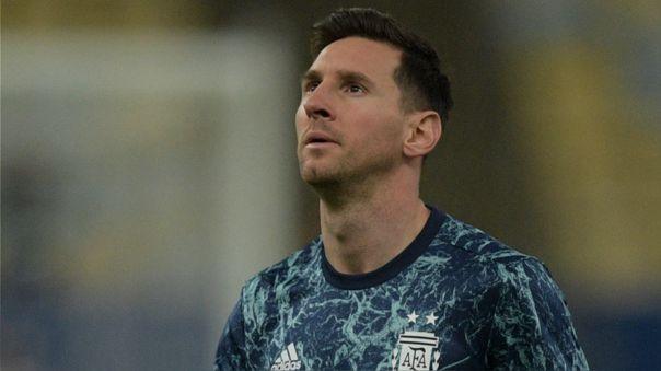 Lionel Messi llegó a un principio de acuerdo con Barcelona: contrato por cinco años, según prensa