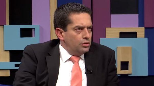 Miguel Torres, vocero de Fuerza Popular