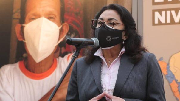 Violeta Bermúdez se refirió en torno a la transferencia de gobierno.