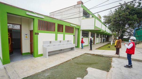 Pronied se encarga de mejorar las condiciones de infraestructura educativa y sanitaria de las escuelas del país.