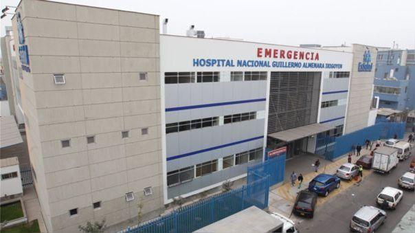 El Hospital Almenara fue escenario de un caso de tráfico de camas UCI durante la pandemia de la COVID-19