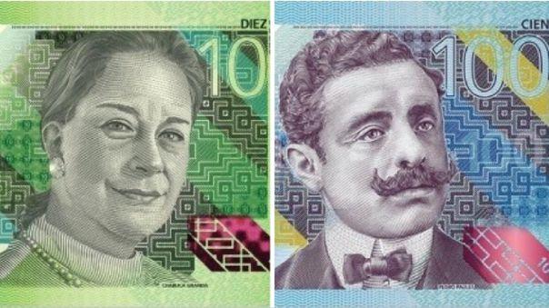 Chabuca Granda y Pedro Paulet: los nuevos protagonistas que aparecen en los  billetes de S/ 10 y S/ 100 | RPP Noticias