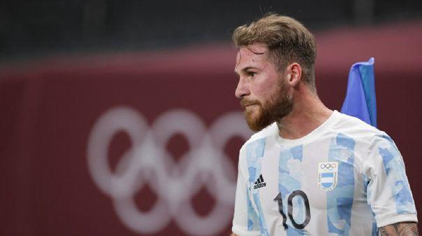 Argentina perdió 2-0 ante Australia por la fecha 1 de Tokio 2020