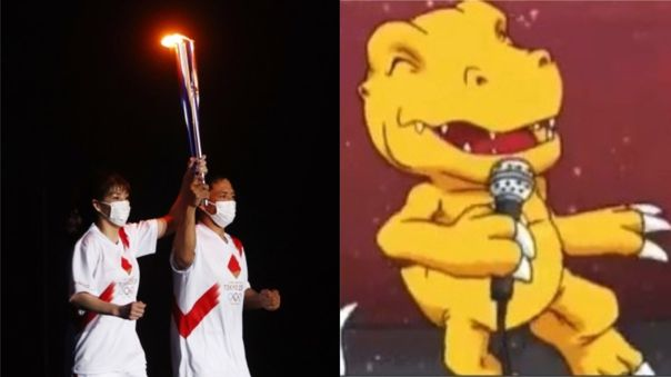 Digimon en los Juegos Olímpicos
