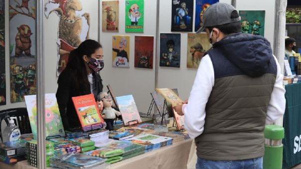 Feria del Libro Miraflores