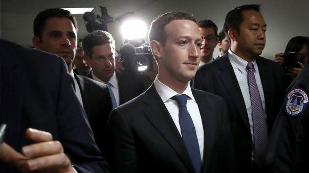 Facebook - Mark Zucerberg