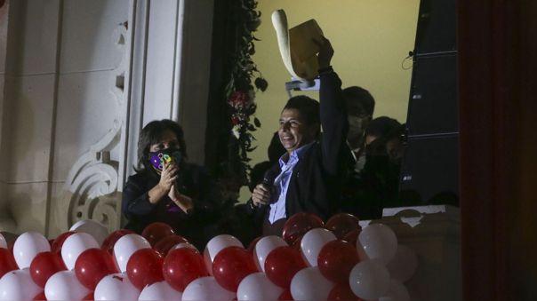 El presidente electo Pedro Castillo pidió a las demás agrupaciones políticas a que trabajen en unidad con su Gobierno.