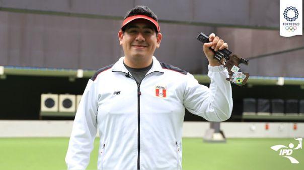 Marko Carrillo disputa sus segundos Juegos Olímpicos. El primero fue Río 2016.