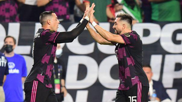 México, sin despeinarse, se metió a las semifinales de la Copa Oro.