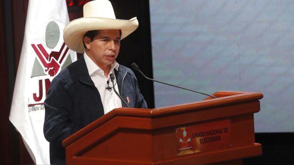 La ceremonia de investidura e Pedro Castillo se realizará este miércoles 28 de julio en el Congreso de la República.