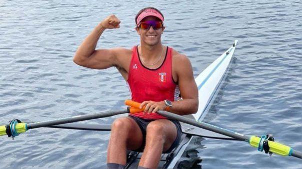 Álvaro Torres seguirá en competencia en Tokio 2020.