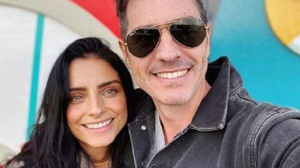 Aislinn Derbez a un año de su divorcio con Mauricio Ochmann: